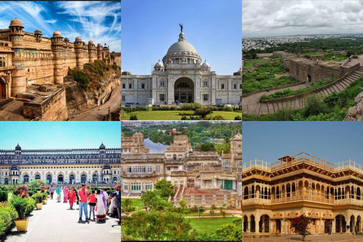 Republic Day, India, heritage sites in India, historical place to see in India, Gwalior Fort, Gwalior, City Palace, Jaipur, Victoria Memorial, Kolkata, Bara Imambara, Lucknow, Golconda Fort, Hyderabad, Chettinad Palace, Tamil Nadu