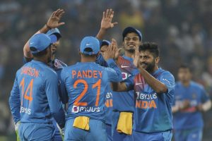 India ease past Sri Lanka by 78 runs in Pune, win T20I series 2-0