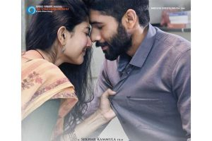Naga Chaitanya, Sai Pallavi in Telugu film ' Love Story'; first look poster out