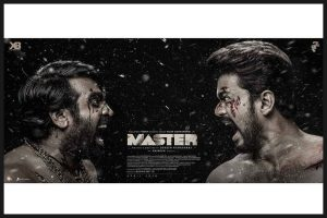 Vijay and Vijay Sethupathi face off in new Master poster