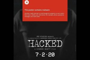 Hina Khan shares poster, trailer details of her first film 'Hacked'