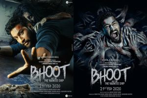Bhoot Part 1: Vicky Kaushal's first look out from Dharma's first horror film franchise