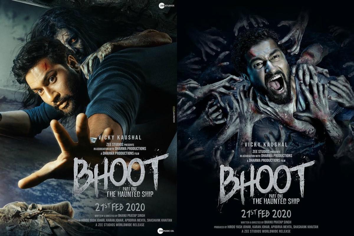 Vicky Kaushal, Bhumi Pednekar, Ashutosh Rana, Bhoot Part 1, Bhoot Part One: The Haunted Ship, Dharma, Karan Johar, Takht, Bhanu Pratap Singh