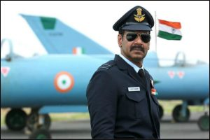 Ajay Devgn's first look as Indian Air Force pilot from Bhuj: The Pride of India out!