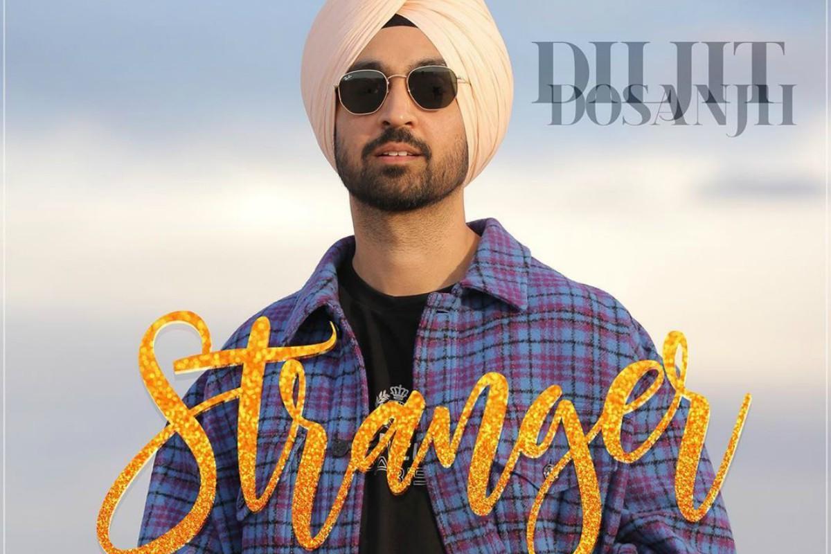 Diljit Dosanjh releases new romantic song 'Stranger'