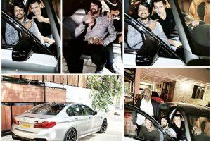 Salman Khan gifts Dabangg 3 villain Kiccha Sudeep a BMW M5