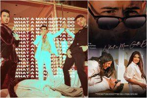 Priyanka Chopra shares new poster of Jonas Brothers' single ' What A Man Gotta Do'