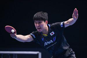 16-year-old Tomokazu Harimoto makes Japanese Table Tennis squad for Tokyo 2020