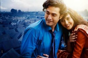 Shikara new poster featuring Aadil Khan, Sadia out