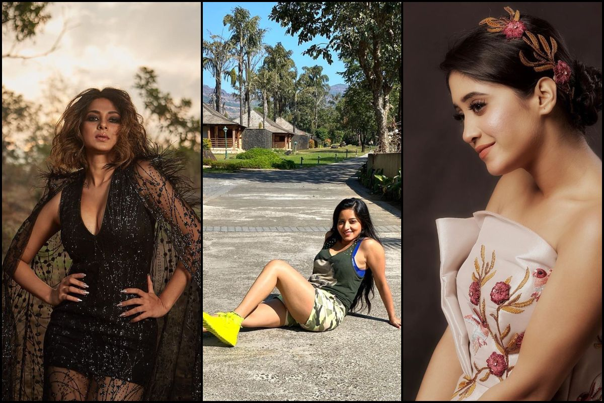 Shivangi Joshi, Monalisa, TV actors, New Year's Eve, New Year 2020, New Year, Jennifer Winget, social media, Karan Patel, Ankita Bhargava, Karanvir Bohra, Rubina Dilaik
