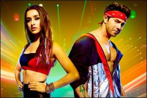 Street Dancer 3D song : Varun Dhawan, Shraddha Kapoor face-off in 'Illegal Weapon 2.0'