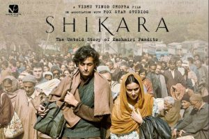 Shikara trailer: Vidhu Vinod Chopra's comeback film introduces debutants Shanti Dhar, Aadil Khan