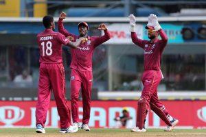 West Indies beat Ireland in thriller to clinch ODI series