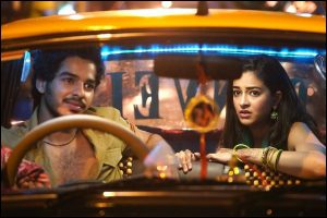 Khaali Peeli new look is an eclectic mix of Taxi No 9211 and Jab We Met; see why