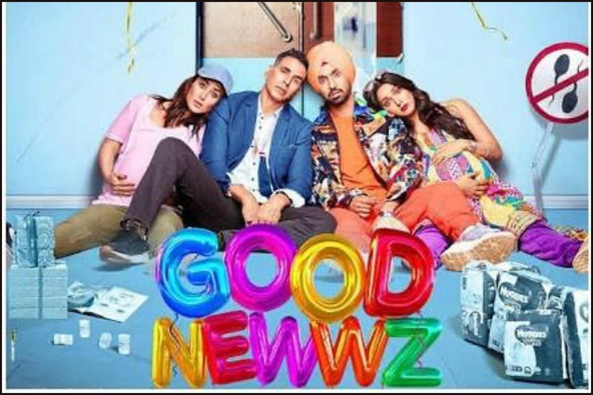 Karan Johar, Good Newwz, Dharma Productions, Raj Mehta, Akshay Kumar, Diljit Dosanjh, Kiara Advani, Kareena Kapoor Khan, Taran Adarsh