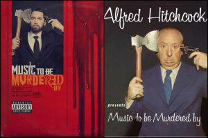 Eminem pays homage to Alfred Hitchcock with surprise album 'Music to be Murdered By'