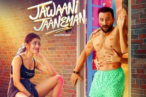 'Jawaani Jaaneman' new poster unveiled ahead of film release