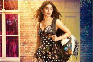 Jawaani Jaaneman poster featuring debutante Alaya F out!