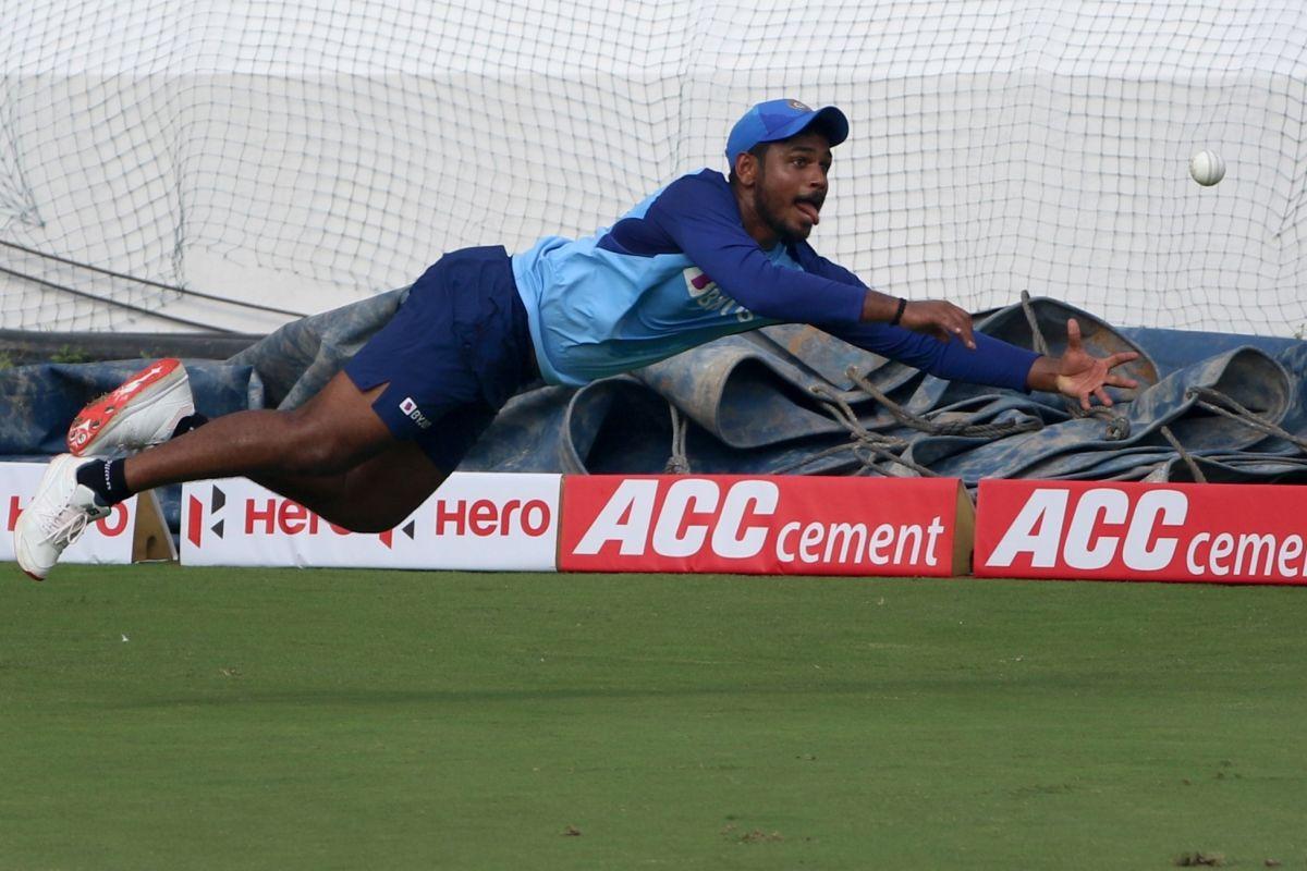 Sanju Samson, New Zealand vs India,