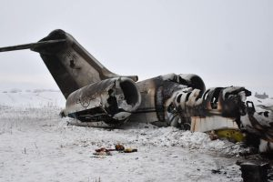 US confirms jet crashed in eastern Afghanistan province, no evidence of Taliban shoot-down