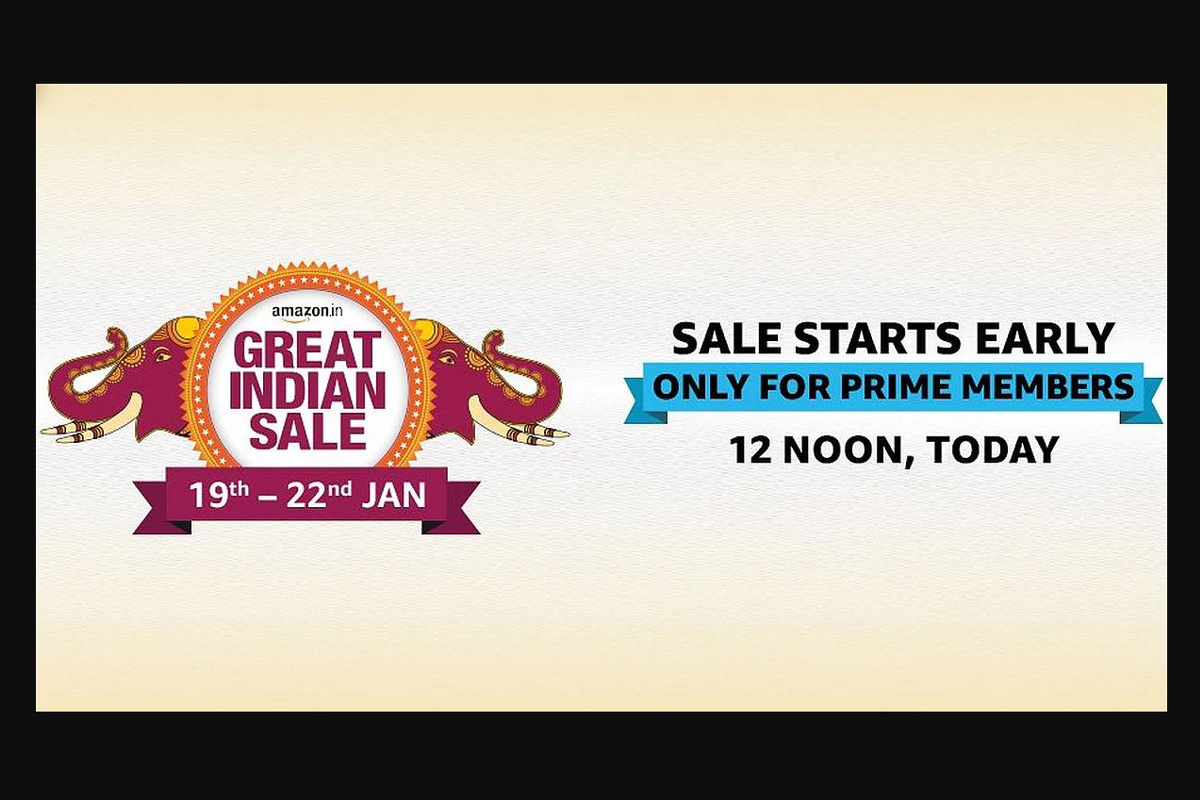 Amazon Great Indian Sale 2020: Now live for Prime members, grab the best deal on smartphones