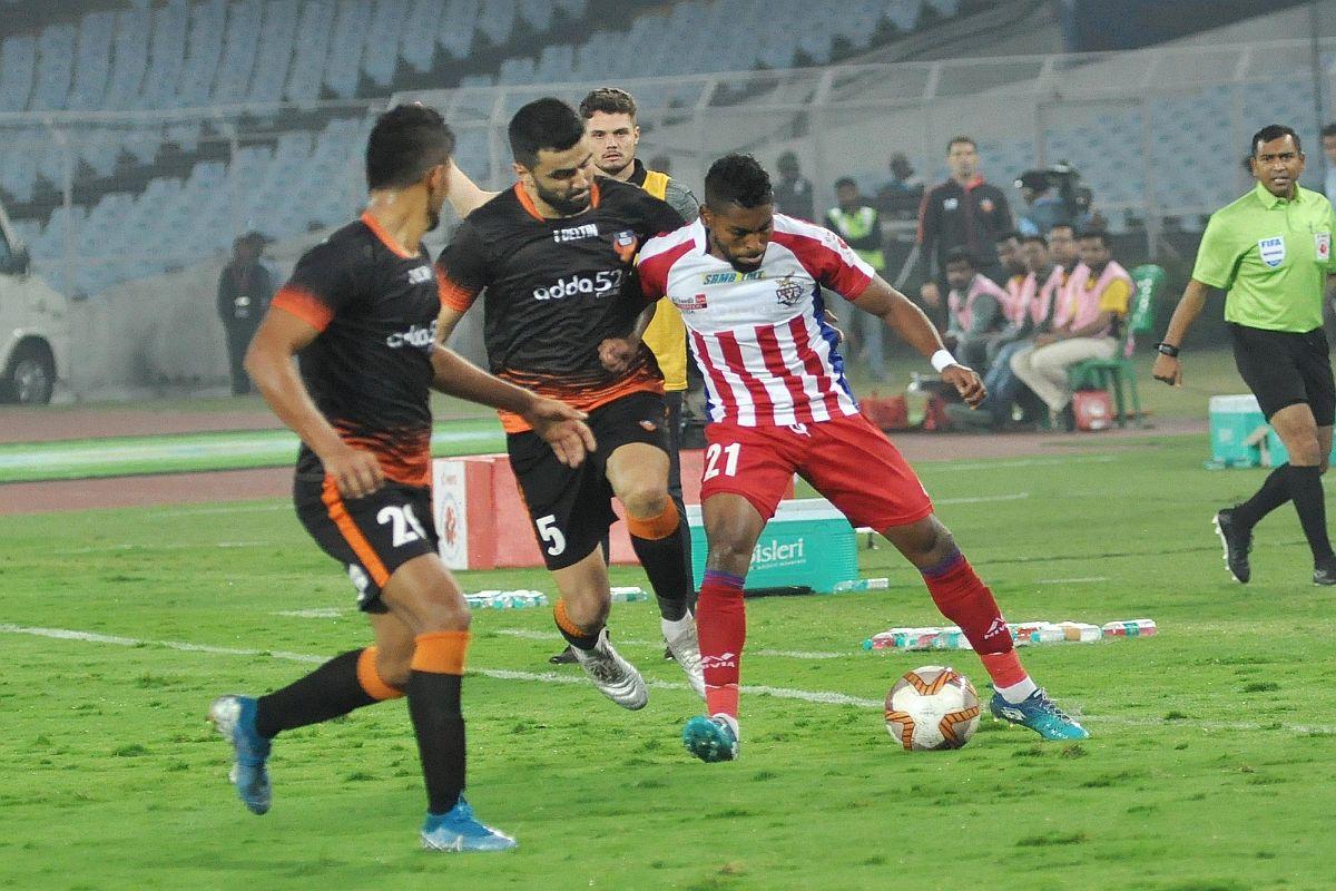 ATK, Salt Lake Stadium, Mohun Bagan, Pritam Kotal, Jayesh Rane