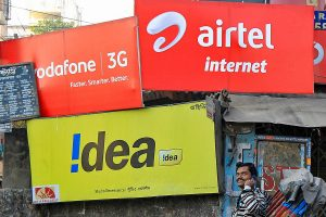 Vodafone Idea shares dropped but Airtel gains after the AGR blow