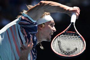 Australian Open 2020: Alexander Zverev sweeps past Stan Wawrinka to make first Grand Slam semi