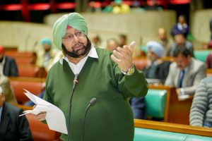 Punjab CM challenges Akalis to quit NDA to prove their stand on CAA