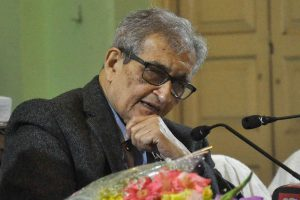 Protests against CAA should continue even without opposition unity: Amartya Sen