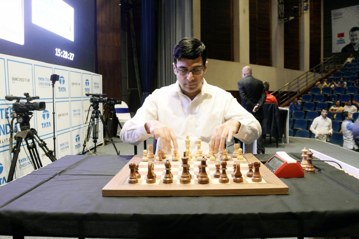 Viswanathan Anand, Tata Steel Chess Tournament, Magnus Carlsen