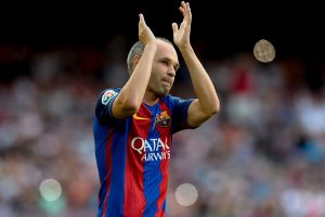 Iniesta opens up on struggle with depression months before 2010 World Cup