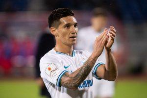 Argentina midfielder Kranevitter joins Monterrey