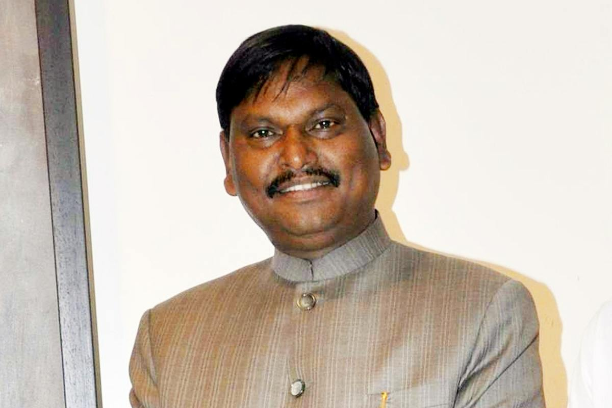 Arjun Munda, Archery Association of India, VK Malhotra, AAI