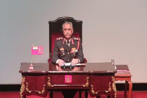 'We swear allegiance to Constitution, its core values should guide armed forces': Army chief