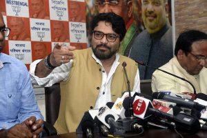 'Very irresponsible', says Babul Supriyo on Bengal BJP chief's 'shot like dogs' remark