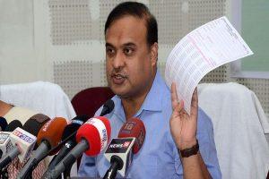 'Himanta Biswa Sarma is Assam's Jinnah', says Congress