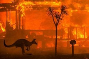 Bushfire-hit Australia state braces for severe storms