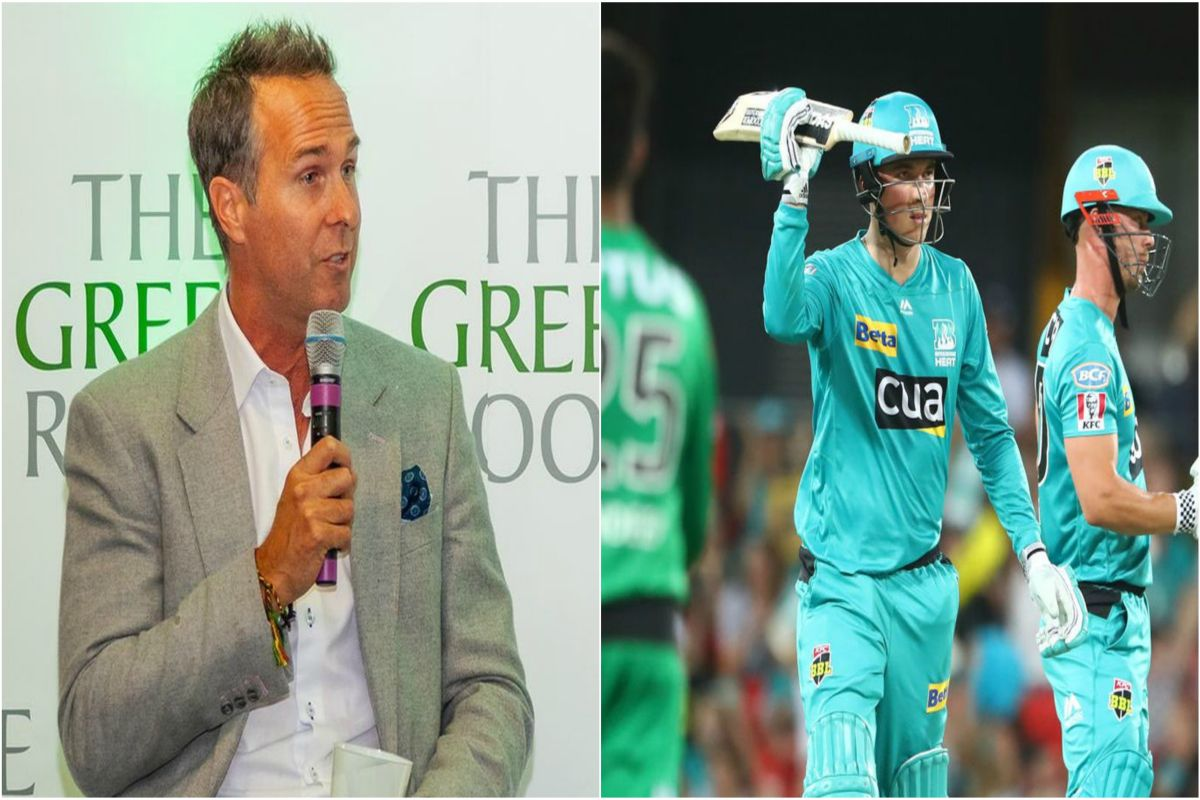 Michael Vaughan, Tom Banton, England Cricket Board, ECB, Indian Premier League, IPL