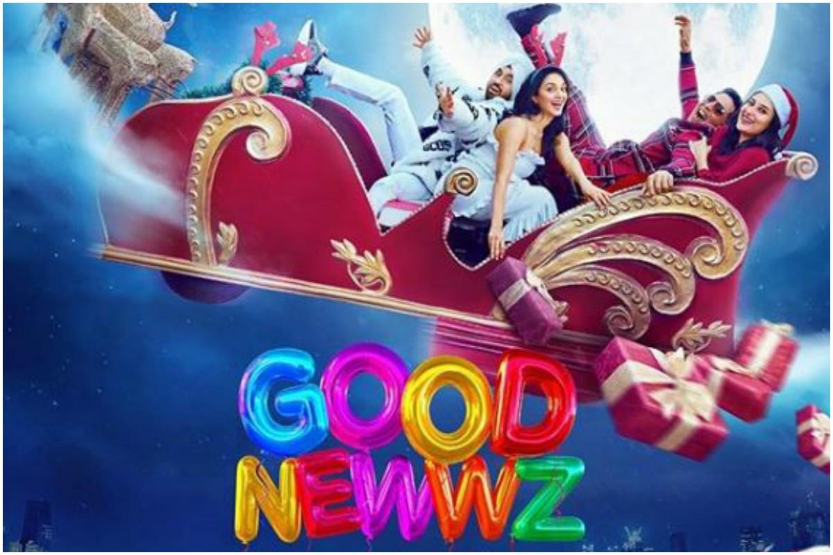 Diljit Dosanjh, Kareena Kapoor Khan, Kiara Advani, Good Newwz, Akshay Kumar