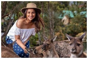 'Australia bushfires due to climate change', says actress Parineeti Chopra