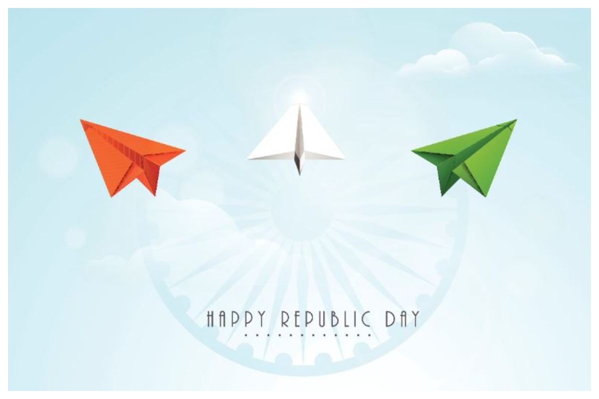 Republic Day 2020: Wish your friends and family with these patriotic messages, SMS, quotes, Images, Facebook and Whatsapp Status
