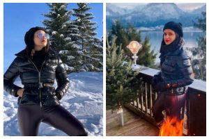 Parineeti Chopra replays Yash Raj Films moment in Austria sans chiffon saree