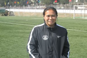All India Football Federation congratulates Bembem Devi on Padma Shri Award