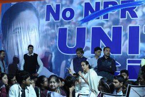 West Bengal skips MHA meet on NPR, Census; Kerala on board