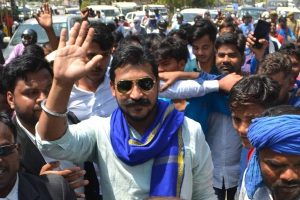 Bhim Army Chief Chandrashekhar Azad detained by Hyderabad Police ahead of anti-CAA protest
