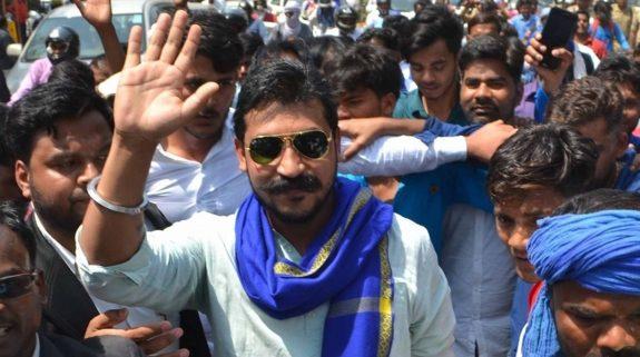 Bhim Army Chief Chandrashekhar Azad detained by Hyderabad Police ahead of anti-CAA protest