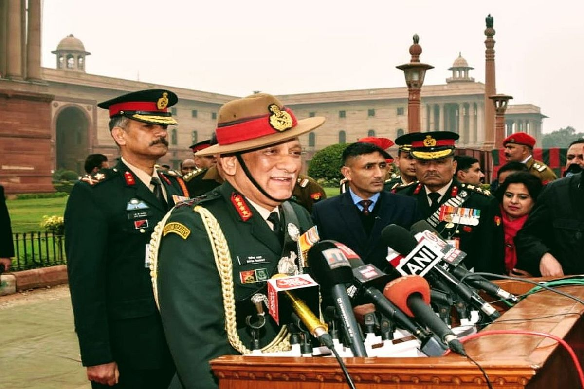 Integrated Defence, Chief of Defence Staff, Ministry of Defence, CDS, Red Fort