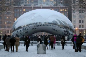 1,000 flights cancelled in Chicago amid winter storm