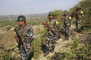CRPF DIG charged with throwing hot water on jawan; inquiry ordered
